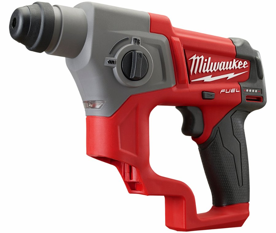Borehammer 12 V. akku FUEL SDS+. Milwaukee