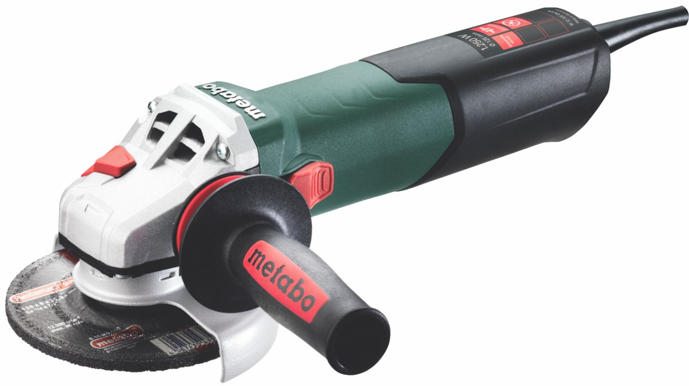 Vinkelsliber 125 mm, 1250 watt, Metabo