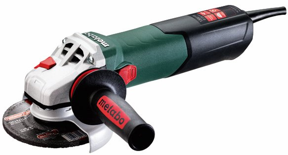 Vinkelsliber 125 mm, 1550 watt. Metabo