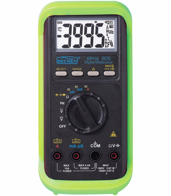 Multimeter 805. Elma