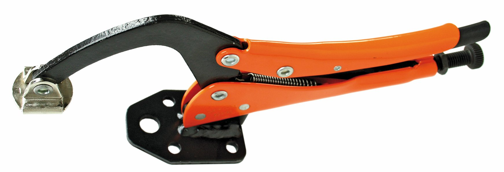 Svejsetang - bordmontering C-clamp. Grip-On