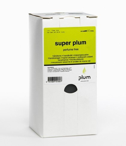 Håndrens Super Plum i 1,4 liter Bag-in-box